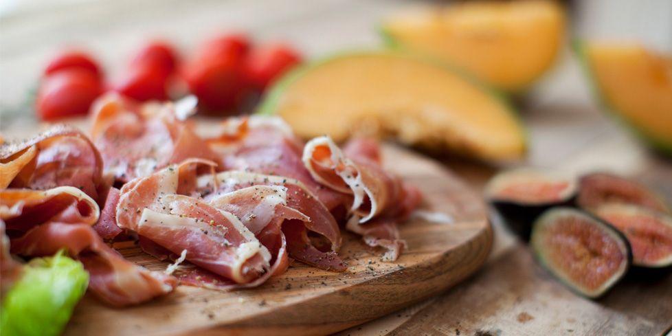 Ricette estive con prosciutto crudo e frutta negroni for Ricette cucina estive